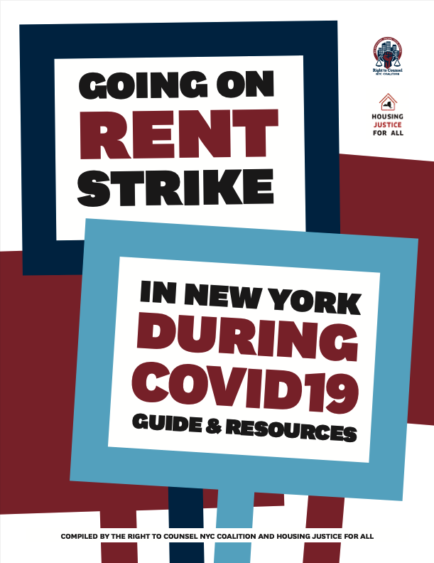 Rent Strike Toolkit