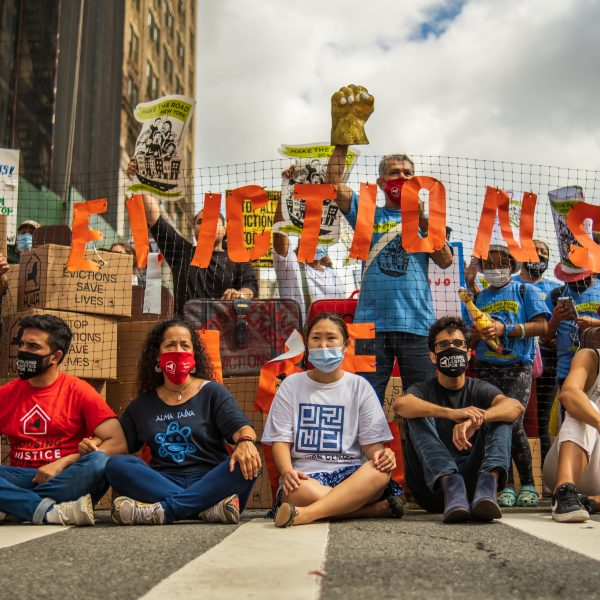 New Day In Albany: 860,000 New Yorkers Protected By NY's Eviction Moratorium